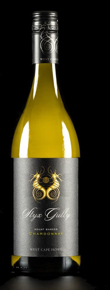 Styx Gully Chardonnay